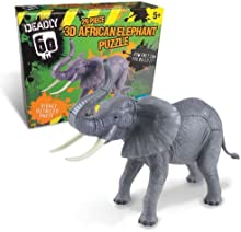 Deadly 60 - Puzzle 3D de 60 piezas (Globalgifts DL6573GY)