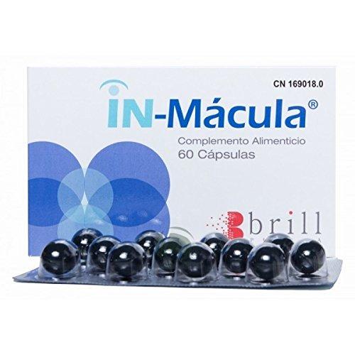 BRILL In-macula 60 capsulas