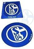 FC Schalke 04 Teller / Platte / Pizzateller / Tortenteller / Tortenplatte Ø 35 cm S04