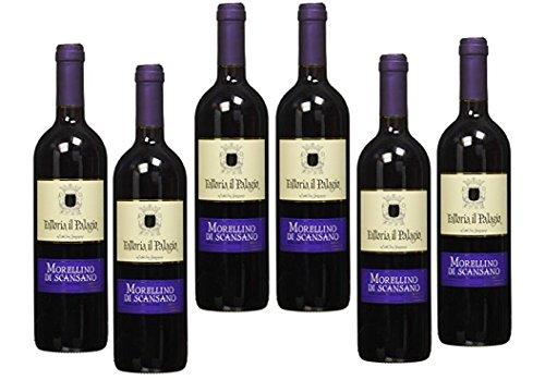 6 bottiglie - Il Palagio Morellino Di Scansano Docg Ml750