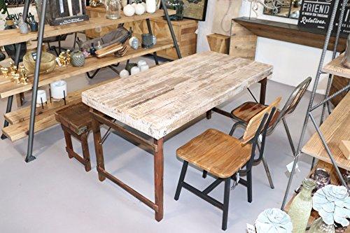Tavolo Da Pranzo Shabby : Stuff loft tavolo da pranzo in legno anticato e cerato