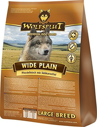 Wolfsblut | Wide Plain Large Breed | 15 kg