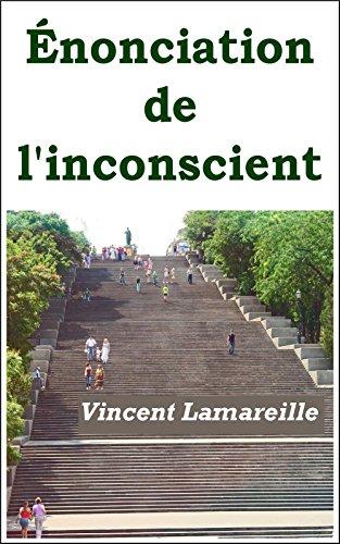 Couverture du livre Énonciation  de l'inconscient