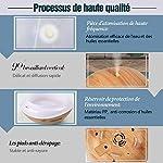 Diffusore-Oli-Essenziali-Diffusore-Aromi-Ultrasuoni-500ml-Infinitoo-Umidificatore-Bambini-Spento-Automatico-Diffusore-di-Aromi-con-4-Modalit-a-Regolare-Tempo-e-7-colori-per-CameraYogaSPAUfficio