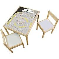 Limmaland Möbelaufkleber Weltraum - Passend für Ikea Lätt Kindertisch Nicht Inklusive preisvergleich bei kinderzimmerdekopreise.eu