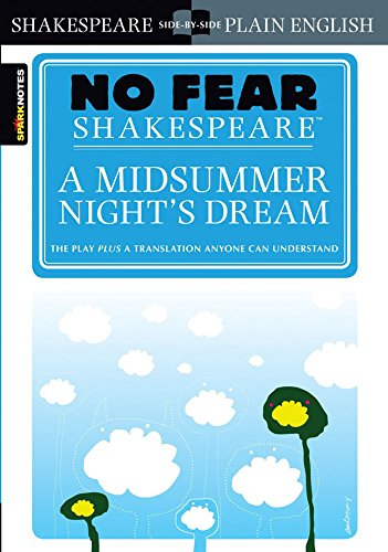 No Fear Shakespeare: A Midsummer Night's Dream por William Shakespeare