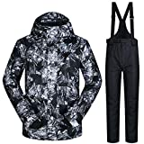 G-lucky Combinaison De Ski Homme La Mode Mince Vestes De Ski,Imperméable,...