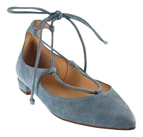 PEDRO MIRALLES, Ballerine donna blu Blau, blu (Blau), 38.5 EU