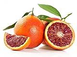 9 kg - Arance Rosse Calabresi BIOLOGICHE non trattate Moro - Garantite Buccia Edibile immagine