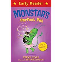 Monstar's Perfect Pet (Early Reader Book 29) (English Edition)