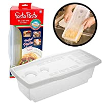 DIVINZ Microwave Pasta Cooker