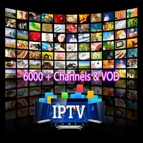 BEST PREMIUM IPTV Server (6500+ Chan & VOD) SMART MAG Android FireStick