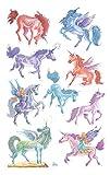 Avery Zweckform 53148 Kinder Sticker Einhörner 18 Aufkleber