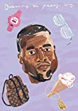 Dressing the Yeezy Way: The Kanye West Coloring Book (Unofficial) (Paper Dolls)