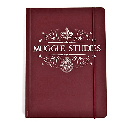 Libreta A5 Muggle Studies. Harry Potter