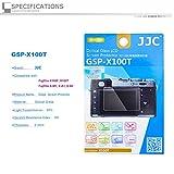JJC Ultra Fine Protection d'écran LCD en Verre Optique pour Fujifilm X-100F, X-100T, X-M1, X-A1, X-A2