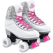 Soy Luna - Ámbar patines roller training, talla 32/33 (Giochi Preziosi YLU58100)