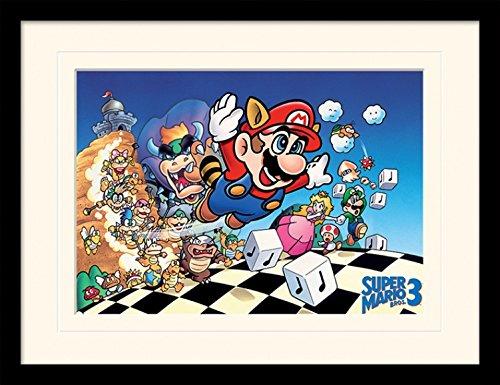 1art1 102018 Super Mario - Bros. 3, Art -