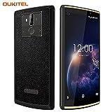"[10000 mAh Akku] OUKITEL K7 Power Smartphone 4G LTE ohne Vertrag mit 6.0""(18:9) HD+ Display,Android 8.1 Handy,13MP+2MP+5MP Kameras, 2GB RAM + 16GB ROM,9V / 2A Schnellladung,GPS,Fingerprint Sensor"