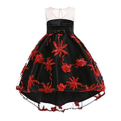Likecrazy Kleid Baby Winter Kleidung Set Winter nette Kleid Mädchen Prinzessin Brautjungfer Festzug...