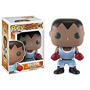 Funko Pop Balrog (Street Fighter 141) Funko Pop Street Fighter