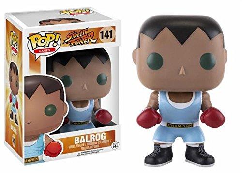 Funko Pop Balrog (Street Fighter 141) Funko Pop Street Fighter