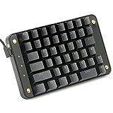 Koolertron Cherry Programmierbare Gaming-Tastatur mit 43programmierbaren Tasten