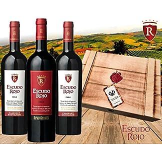 Das-Geschenkset-fr-Weinexperten-Escudo-Rojo-Baron-de-Rothschild-Das-beste-aus-zwei-Welten-Frankreich-und-Chile-Vintage-Holzkiste