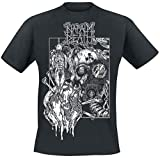 NAPALM DEATH Harmony Corruption T-Shirt Black