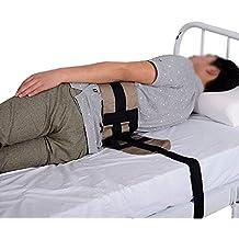 Cama Para Pacientes Ancianos Banda De Sujeción Del Cinturón De Seguridad Tronco Viejo Cinturón De Protección