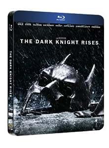 The Dark Knight Rises (Steelbook) (Blu-ray + Digital Copy) (Region 2) (Import)