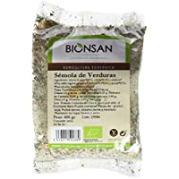 Bionsan Sémola de Verduras - 6 Paquetes de 400 gr - Total: 2400 gr