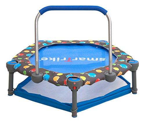 *smarTrike 910-1100 – Jump Trampolin 90 cm, 3 in 1*