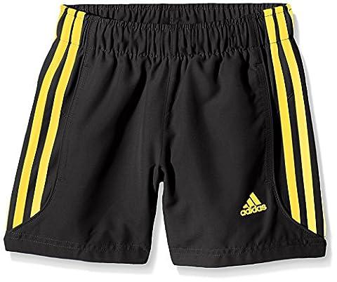 adidas Jungen Oberbekleidung Essentials 3 Stripes Chelsa Shorts, schwarz, 140,