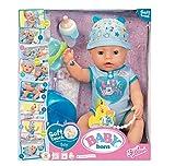 Baby Born 30880–Muñeca interactiva para niño 9funciones y...