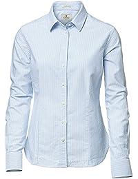 Nimbus - Camisa de manga larga modelo Rochester para mujer