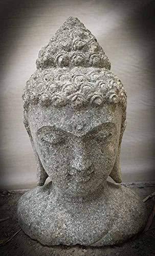 Wanda collection Decoración jardín Busto Buda Estatua