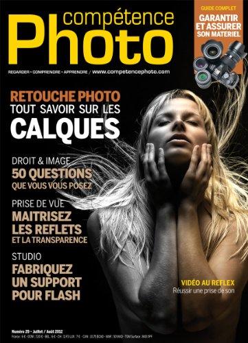 Compétence Photo n° 29 - Retouche photo - Tout savoir sur les calques