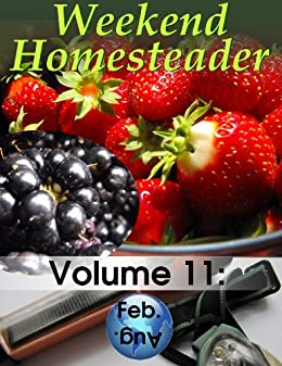 Weekend Homesteader: February (English Edition) par [Hess, Anna]