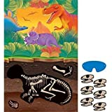 Amscan International Game Prehistoric Party for 2-12 Players