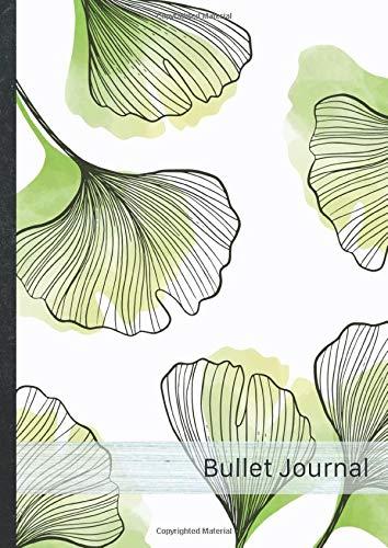 """Bullet Journal: Punktraster Notizbuch A4 • Soft Cover, mit Register, 100 Seiten • \""""102 Beautiful Designs\"""" • Original by Goldesel • Dot Grid Notebook • ... Skizzenbuch, Zeichenbuch, Notizheft - DIY!"""