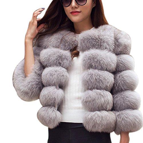 online retailer b920f 2ca83 Pellicce ecologiche donna corte | Grandi Sconti | pellicce ...