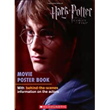 Harry Potter and the Goblet of Fire Movie Poster Book [With Posters]