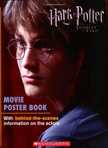Click for larger image of Harry Potter and the Goblet of Fire: Poster Book