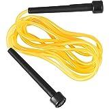 GORILLA SPORTS Springseil Speed Rope in versch. Farben und Längen Farbe Gelb