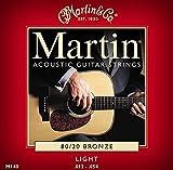 Martin Western-Gitarren Saiten M-140 light .012 – .054