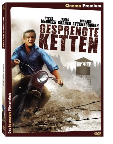 Bild von Gesprengte Ketten (Cinema Premium Edition) [2 DVDs]