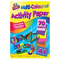 Artbox Multi Colour Pad (Sheet of 70)