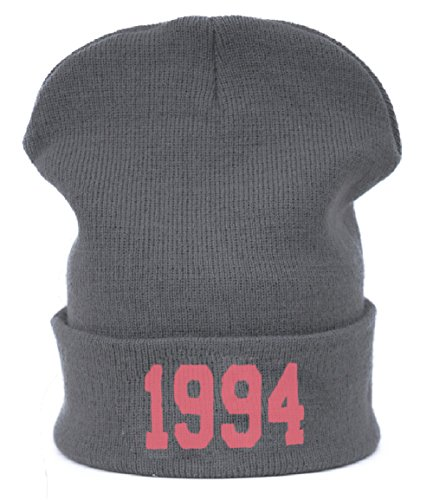 Unisex Uomini donne Berretto Beanie Beanies cappello invernale Cap 1994 Justin
