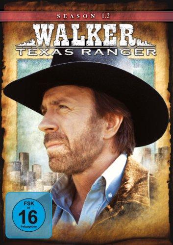 Walker, Texas Ranger - Season 1.2 (4 DVDs)